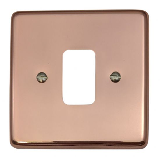 G&H Standard Plate Bright Copper